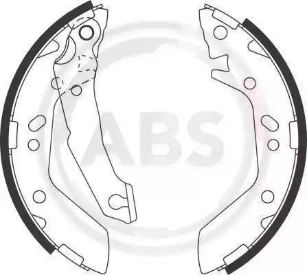 A.B.S. 9148 - Piduriklotside komplekt multiparts.ee
