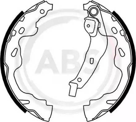 A.B.S. 9165 - Piduriklotside komplekt multiparts.ee