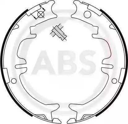 A.B.S. 9114 - Piduriklotside komplekt,seisupidur multiparts.ee