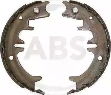 A.B.S. 9187 - Piduriklotside komplekt,seisupidur multiparts.ee