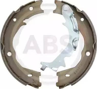 A.B.S. 9319 - Piduriklotside komplekt,seisupidur multiparts.ee