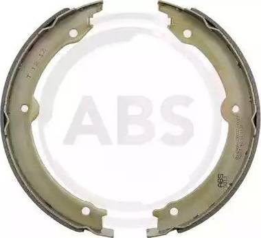 A.B.S. 9313 - Piduriklotside komplekt,seisupidur multiparts.ee