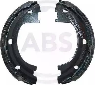 A.B.S. 9210 - Piduriklotside komplekt,seisupidur multiparts.ee