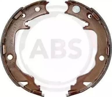 A.B.S. 40886 - Piduriklotside komplekt,seisupidur multiparts.ee