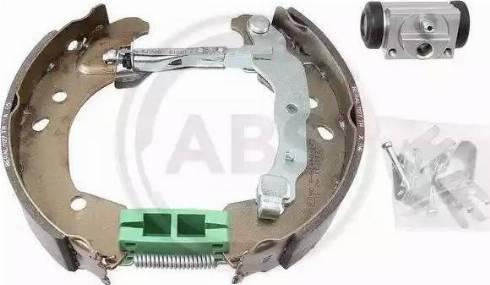 A.B.S. 111436 - Piduriklotside komplekt multiparts.ee