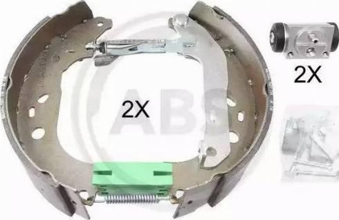 A.B.S. 111438 - Piduriklotside komplekt multiparts.ee