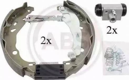A.B.S. 111421 - Piduriklotside komplekt multiparts.ee