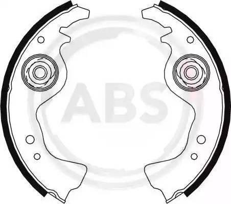 A.B.S. 8004 - Piduriklotside komplekt multiparts.ee
