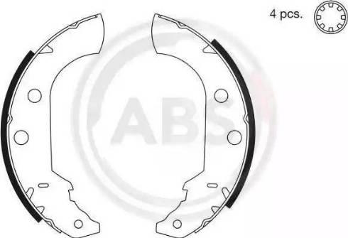 A.B.S. 8321 - Piduriklotside komplekt multiparts.ee