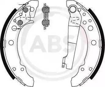 A.B.S. 8772 - Piduriklotside komplekt multiparts.ee