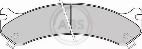 A.B.S. 38784 - Piduriklotsi komplekt,ketaspidur multiparts.ee
