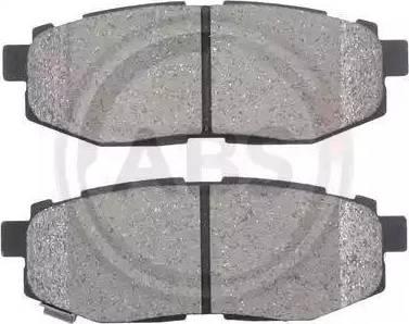 A.B.S. 37670 - Piduriklotsi komplekt,ketaspidur multiparts.ee