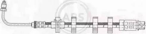 A.B.S. SL 4880 - Pidurivoolik multiparts.ee