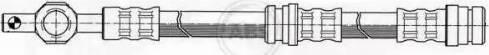 A.B.S. SL 3380 - Pidurivoolik multiparts.ee
