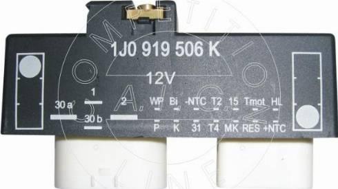 AIC 53105 - Relee,radiaatoriventilaatori jaoks multiparts.ee