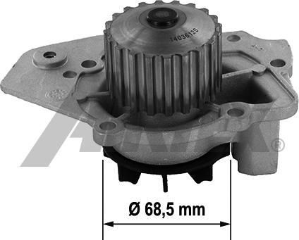 Airtex 1310 - Veepump multiparts.ee