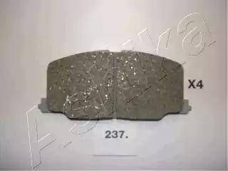 Ashika 50-02-237 - Piduriklotsi komplekt,ketaspidur multiparts.ee