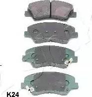 Ashika 50-0K-K24 - Piduriklotsi komplekt,ketaspidur multiparts.ee