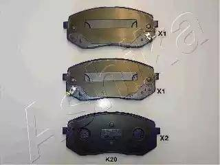 Cifam 822-783-0 - Piduriklotsi komplekt,ketaspidur multiparts.ee