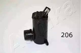 Ashika 156-02-206 - Klaasipesuvee pump,klaasipuhastus multiparts.ee