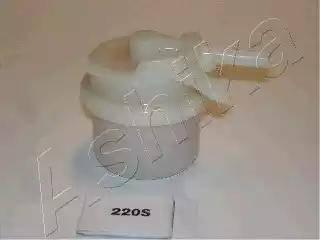 Ashika 30-02-220 - Kütusefilter multiparts.ee