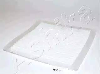 Ashika 21-TY-TY5 - Filter,salongiõhk multiparts.ee