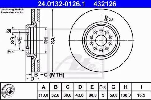 ATE 24.0132-0126.1 - Piduriketas multiparts.ee