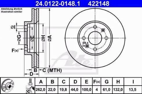 ATE 24.0122-0148.1 - Piduriketas multiparts.ee