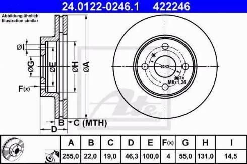 ATE 24.0122-0246.1 - Piduriketas multiparts.ee