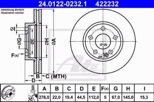 ATE 24.0122-0232.1 - Piduriketas multiparts.ee
