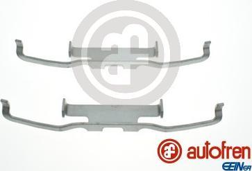 AUTOFREN SEINSA D42994A - Lisakomplekt, ketaspiduriklotsid multiparts.ee