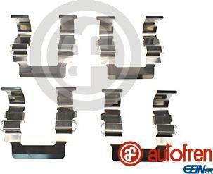 AUTOFREN SEINSA D42627A - Lisakomplekt, ketaspiduriklotsid multiparts.ee