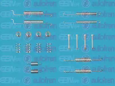AUTOFREN SEINSA D3968A - Lisakomplekt, Piduriklotsid multiparts.ee