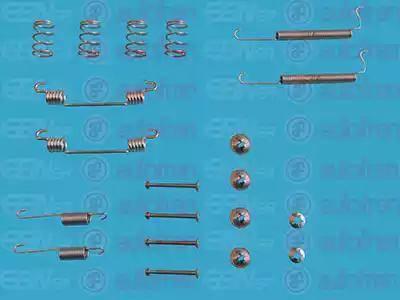 AUTOFREN SEINSA D3894A - Lisakomplekt, Piduriklotsid multiparts.ee