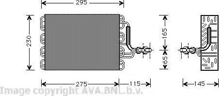 Ava Quality Cooling VWV171 - Aurusti,kliimaseade multiparts.ee