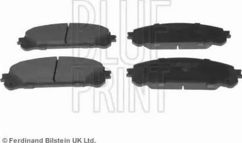 Blue Print ADT342190 - Piduriklotsi komplekt,ketaspidur multiparts.ee