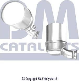 BM Catalysts BM11201H - Tahma-/partikelfilter,väljalaskesüst. multiparts.ee