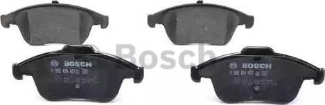 BOSCH 0 986 494 401 - Piduriklotsi komplekt,ketaspidur multiparts.ee