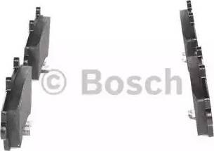 BOSCH 0 986 494 031 - Piduriklotsi komplekt,ketaspidur multiparts.ee
