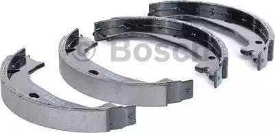 BOSCH 0 986 487 608 - Piduriklotside komplekt,seisupidur multiparts.ee
