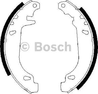 BOSCH 0 986 487 272 - Piduriklotside komplekt multiparts.ee