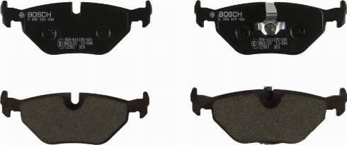 BOSCH 0 986 424 484 - Piduriklotsi komplekt,ketaspidur multiparts.ee