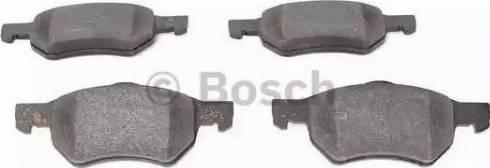 BOSCH 0 986 424 668 - Piduriklotsi komplekt,ketaspidur multiparts.ee