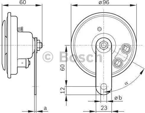 BOSCH 0 986 320 111 - Pasun multiparts.ee