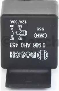 BOSCH 0 986 AH0 453 - Mitme funktsiooniga relee multiparts.ee