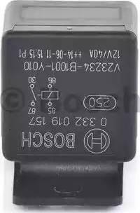 BOSCH 0 332 019 157 - Mitme funktsiooniga relee multiparts.ee