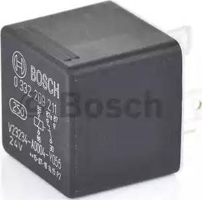 BOSCH 0 332 209 211 - Mitme funktsiooniga relee multiparts.ee