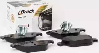 Breck 24253 00 702 00 - Piduriklotsi komplekt,ketaspidur multiparts.ee
