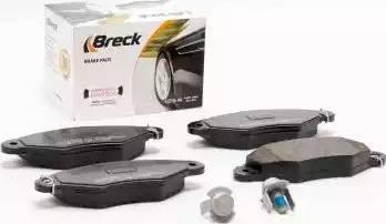 Breck 21980 00 702 00 - Piduriklotsi komplekt,ketaspidur multiparts.ee