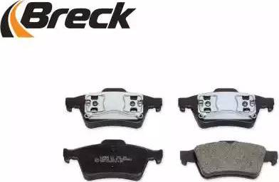 Breck 23482 00 702 00 - Piduriklotsi komplekt,ketaspidur multiparts.ee
